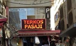 Terkos Pasajı logo