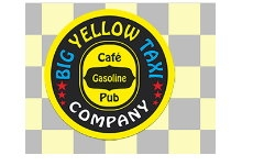 Big Yellow Taxi Benzin Cafe logo